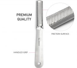 Stainless Steel Foot Files Callus Remover use for pedicure