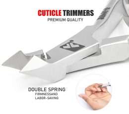 Professional Premium Cuticle Nail Nippers 4 inch